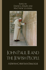 link and cover image for the book John Paul II and the Jewish People: A Christian-Jewish Dialogue
