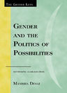 link and cover image for the book Gender and the Politics of Possibilities: Rethinking Globablization