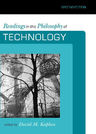 link and cover image for the book Readings in the Philosophy of Technology, Second Edition