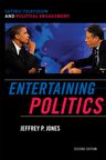 link and cover image for the book Entertaining Politics: Satiric Television and Political Engagement, Second Edition