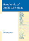 link and cover image for the book Handbook of Public Sociology