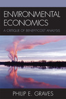 link and cover image for the book Environmental Economics: A Critique of Benefit-Cost Analysis