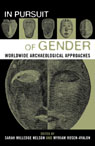 link and cover image for the book In Pursuit of Gender: Worldwide Archaeological Approaches