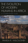 link and cover image for the book The Evolution of Modern Humans in Africa: A Comprehensive Guide