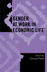 link and cover image for the book Gender at Work in Economic Life