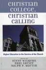 link and cover image for the book Christian College, Christian Calling