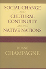 link and cover image for the book Social Change and Cultural Continuity among Native Nations