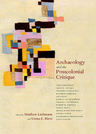 link and cover image for the book Archaeology and the Postcolonial Critique