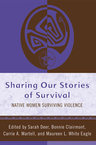 link and cover image for the book Sharing Our Stories of Survival: Native Women Surviving Violence