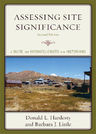 link and cover image for the book Assessing Site Significance: A Guide for Archaeologists and Historians, Second Edition