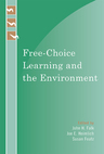 link and cover image for the book Free-Choice Learning and the Environment