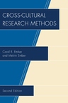 link and cover image for the book Cross-Cultural Research Methods, Second Edition
