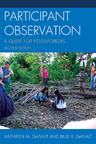 link and cover image for the book Participant Observation: A Guide for Fieldworkers, Second Edition
