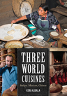 link and cover image for the book Three World Cuisines: Italian, Mexican, Chinese