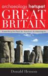 link and cover image for the book Archaeology Hotspot Great Britain: Unearthing the Past for Armchair Archaeologists