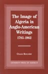 link and cover image for the book The Image of Algeria in Anglo-American Writings, 1785-1962