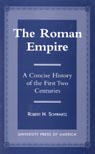 link and cover image for the book The Roman Empire: A Concise History of the First Two Centuries