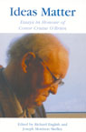 link and cover image for the book Ideas Matter: Essays in Honour of Conor Cruise O'Brien