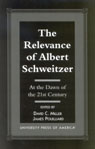 link and cover image for the book The Relevance of Albert Schewitzer at the Dawn of the 21st Century