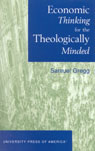 link and cover image for the book Economic Thinking for the Theologically Minded