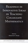 link and cover image for the book Readings in Innovative Ideas in Teaching Collegiate Mathematics