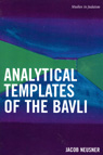 link and cover image for the book Analytical Templates of the Bavli
