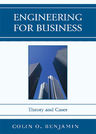 link and cover image for the book Engineering for Business: Theory and Cases
