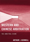 link and cover image for the book Western and Chinese Arbitration: The Arbitral Chain