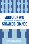 link and cover image for the book Mediation and Strategic Change: Lessons from Mediating a Nationwide Doctors' Strike