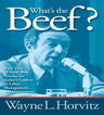 link and cover image for the book What's the Beef?: Sixty Years of Hard-Won Lessons for Today's Leaders in Labor, Management, and Government