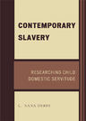 link and cover image for the book Contemporary Slavery: Researching Child Domestic Servitude