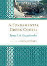 link and cover image for the book A Fundamental Greek Course