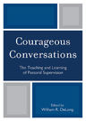 link and cover image for the book Courageous Conversations: The Teaching and Learning of Pastoral Supervision