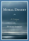 link and cover image for the book Moral Desert: A Critique