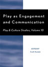 link and cover image for the book Play as Engagement and Communication