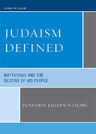 link and cover image for the book Judaism Defined: Mattathias and the Destiny of His People