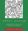 link and cover image for the book After Aesop: Improvisations on Aesop's Fables