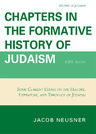 link and cover image for the book Chapters in the Formative History of Judaism: Fifth Series
