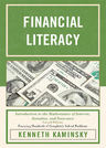 link and cover image for the book Financial Literacy: Introduction to the Mathematics of Interest, Annuities, and Insurance, 2nd Edition