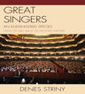link and cover image for the book Great Singers: An Endangered Species