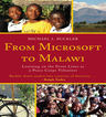 link and cover image for the book From Microsoft to Malawi: Learning on the Front Lines as a Peace Corps Volunteer