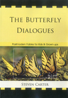 link and cover image for the book The Butterfly Dialogues: Postmodern Fables for Kids and Grown-ups