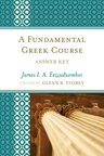 link and cover image for the book A Fundamental Greek Course: Answer Key