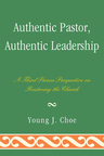link and cover image for the book Authentic Pastor, Authentic Leadership: A Third Person Perspective on Restoring the Church