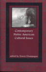 link and cover image for the book Contemporary Native American Cultural Issues