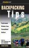 link and cover image for the book Backpacking Tips: Trail-Tested Wisdom From Falconguide Authors, Second Edition