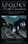 link and cover image for the book Spooky North Carolina: Tales Of Hauntings, Strange Happenings, And Other Local Lore, First Edition