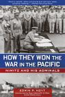 link and cover image for the book How They Won the War in the Pacific: Nimitz and His Admirals, First Edition