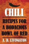 link and cover image for the book Chili: Recipes For A Bodacious Bowl Of Red, First Edition
