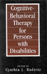 link and cover image for the book Cognitive-Behavioral Therapies for Persons with Disabilities